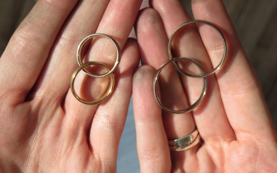 Jak vyčistit zlaté šperky